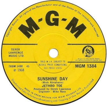 jethro-toe-sunshine-day-mgm