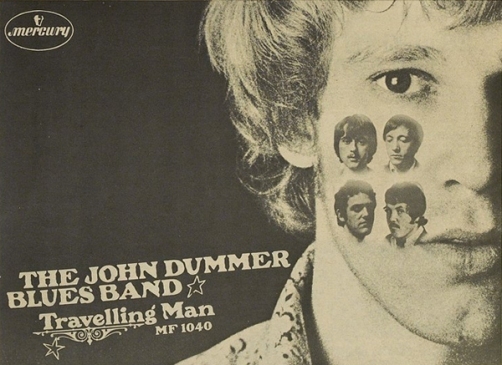 the-john-dummer-blues-band-travelling-man-1968